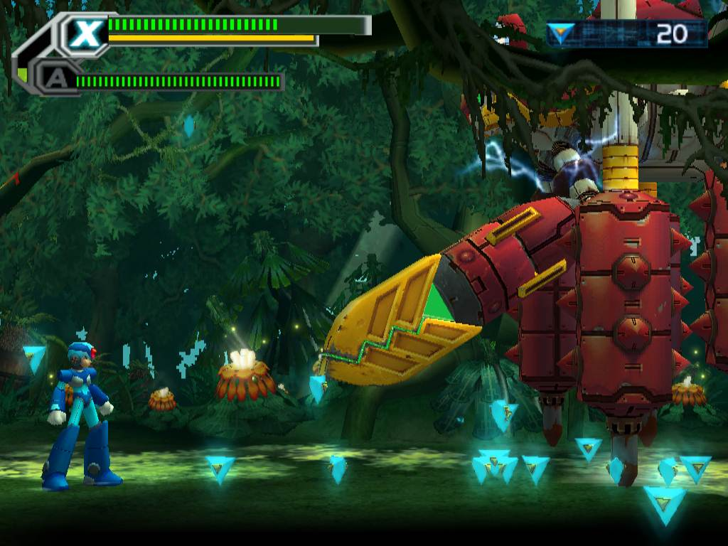 megaman x4 pc download full version