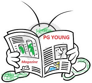 PG YOUNG MAGAZINE