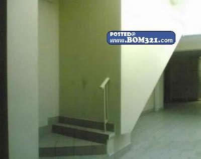 Pembinaan Tangga Yang Sangat Bodoh | fail stair