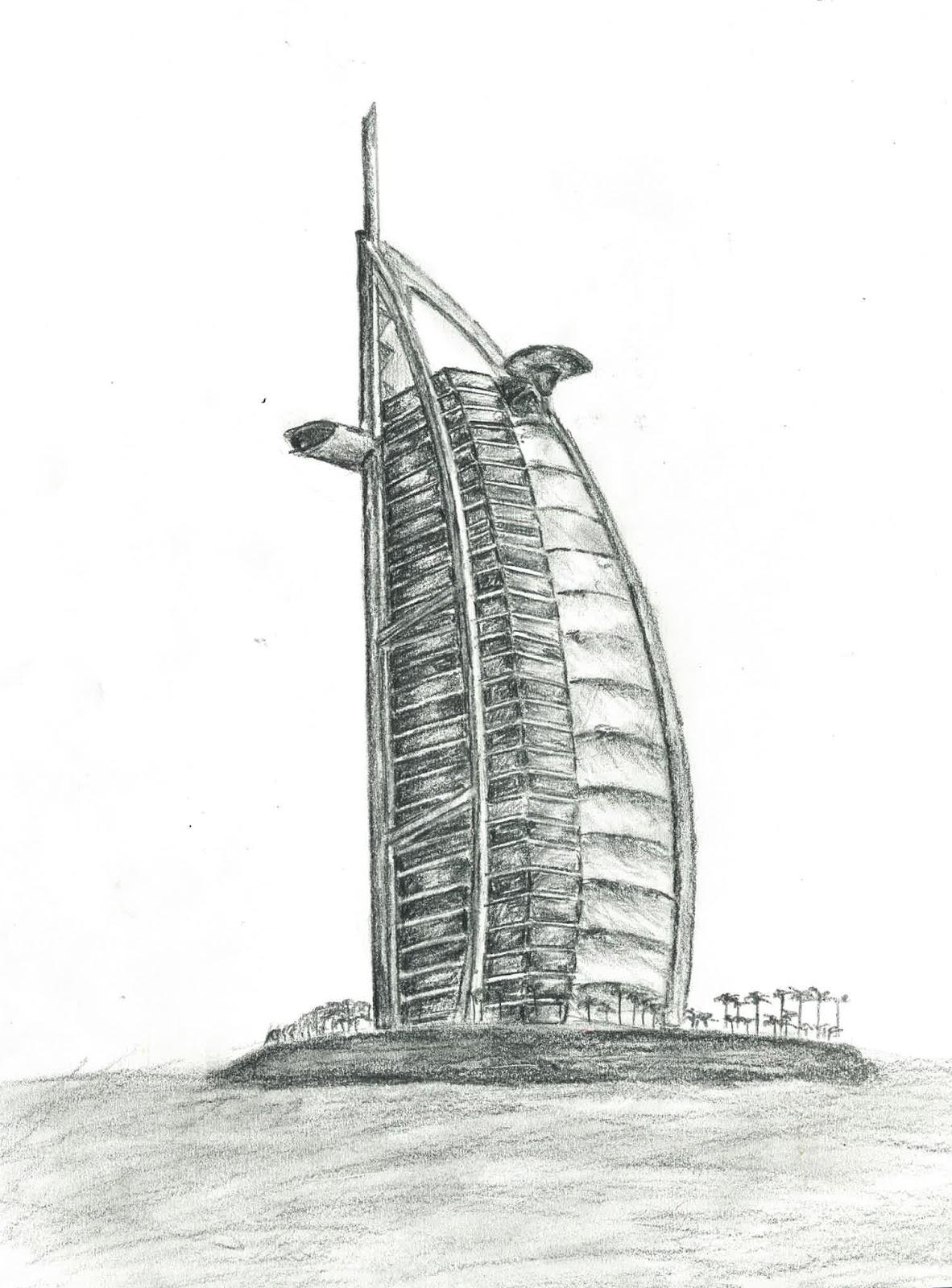 Building I Would Like To Visit Burj Al Arab 1098454997