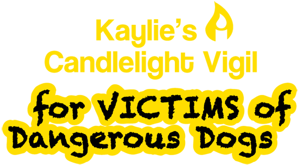 Kaylie's Candlelight Vigil For Victims Of Dangerous Dogs