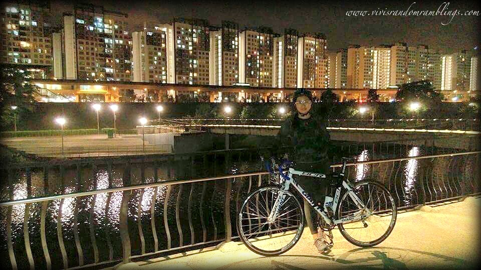housing estate at Punggol Waterway, Singapore