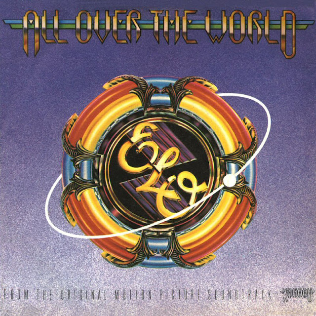 Electric Light Orchestra (ELO) - All Over The World - copertina traduzione testo video download