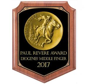 2017 Paul Revere Award