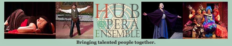 Hub Opera Ensemble: Talented People, Together