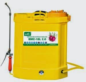 Bình phun điện BMC - 18L 2.0 Super