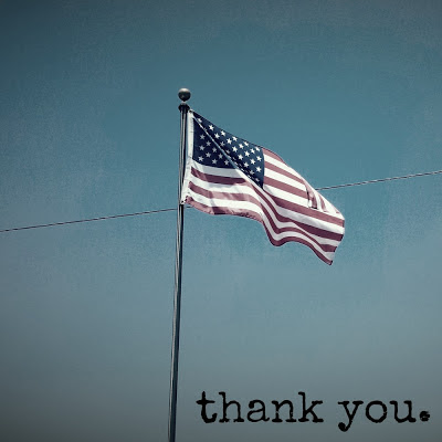 Thank you Veterans Day via The Sunshine Grove