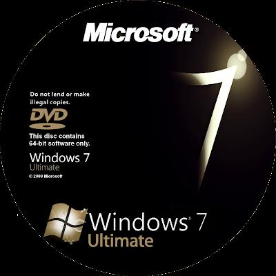 Windows 7 Black