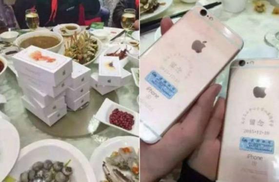 Hadiahkan iPhone 6s Untuk 39 Bekas Kawan Sekelas