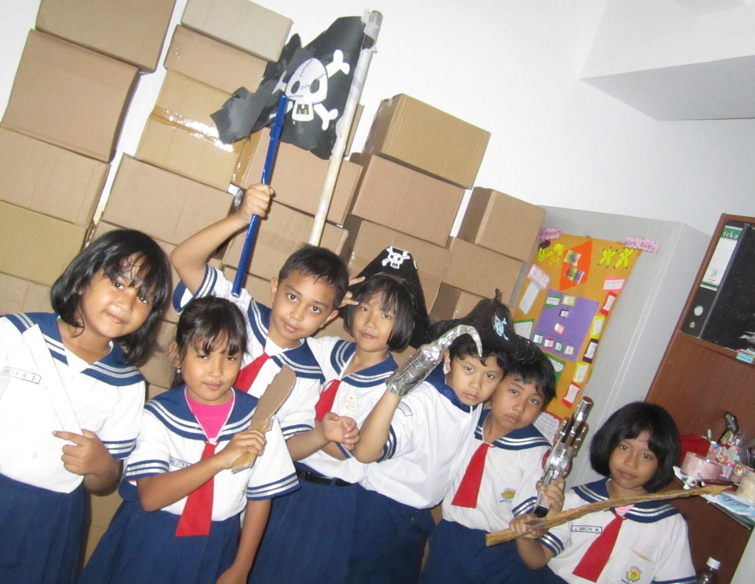Mini Drama Anak-Anak SD Mutiara Bunda Sidoarjo