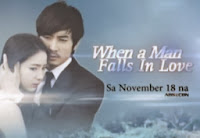 WHEN A MAN FALLS IN LOVE – NOV. 25, 2013