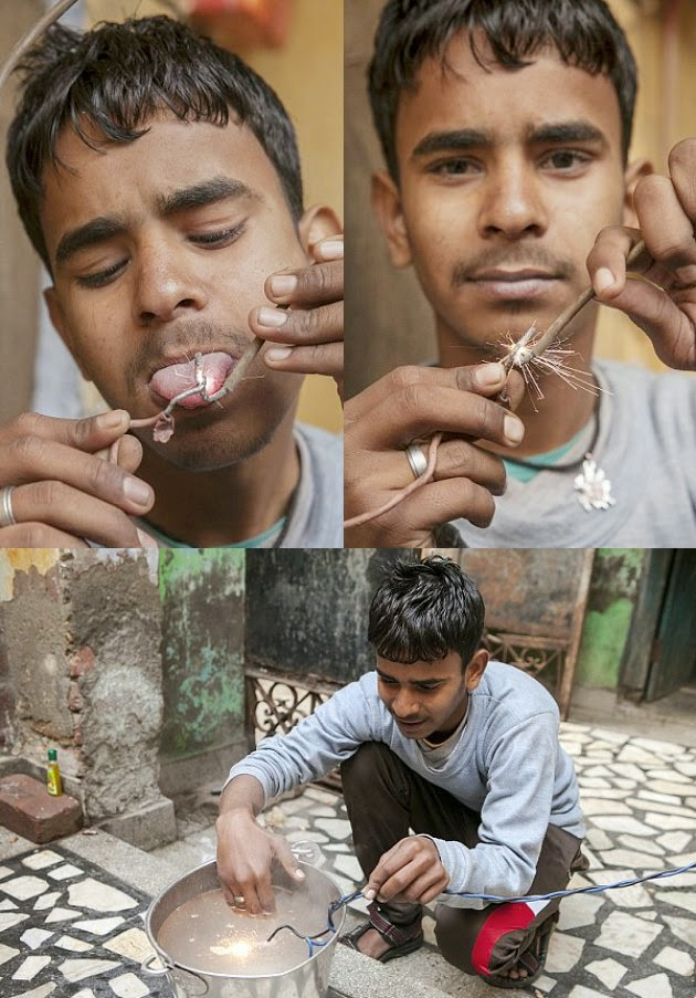 Disetrum 11 Ribu Volt, Remaja Asal India Kebal Listrik