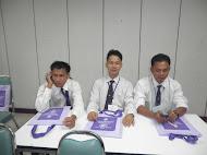 อบรม โครงการพัฒนาคน พัฒนาชาติ ครั้งที่  3