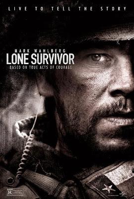 Lone Survivor 2014 movie poster