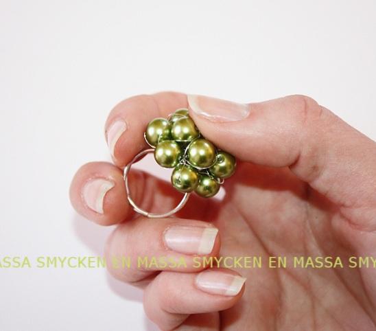 grön ring