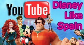 Canal Youtube: DisneyLikeSpain