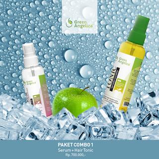 cara mengatasi rambut rontok, jual obat rambut rontok, green angelica, hair tonic, termahal di dunia