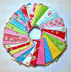 Flower Sugar Fabrics