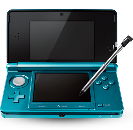 latest gadgets review 3d nintendo ds review. Black Bedroom Furniture Sets. Home Design Ideas