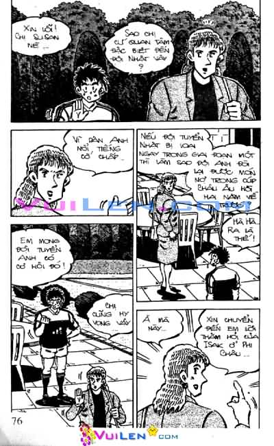 Jindodinho - Đường Dẫn Đến Khung Thành III Tập 63 page 76 Congtruyen24h