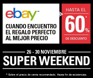 Black Friday 2015 eBay.es