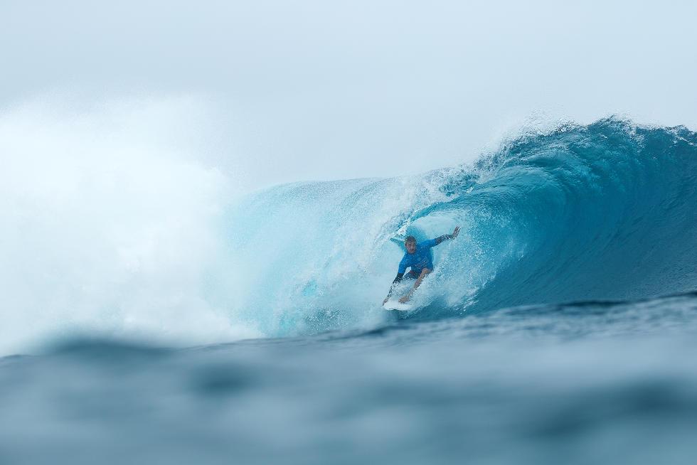22 Ricardo Christie Billabong Pro Tahiti Foto WSL Stephen Robertson
