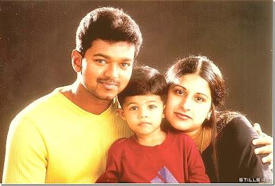 Vijay's Family