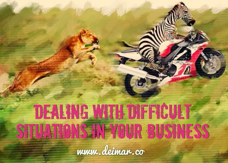 Dealing With Difficult Situations in Your Business