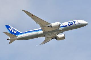 boeing 787 dreamliner, boeing 787, b787, nippon airways