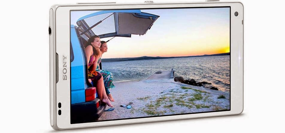 Fitur dan Spesifikasi Sony Xperia ZL