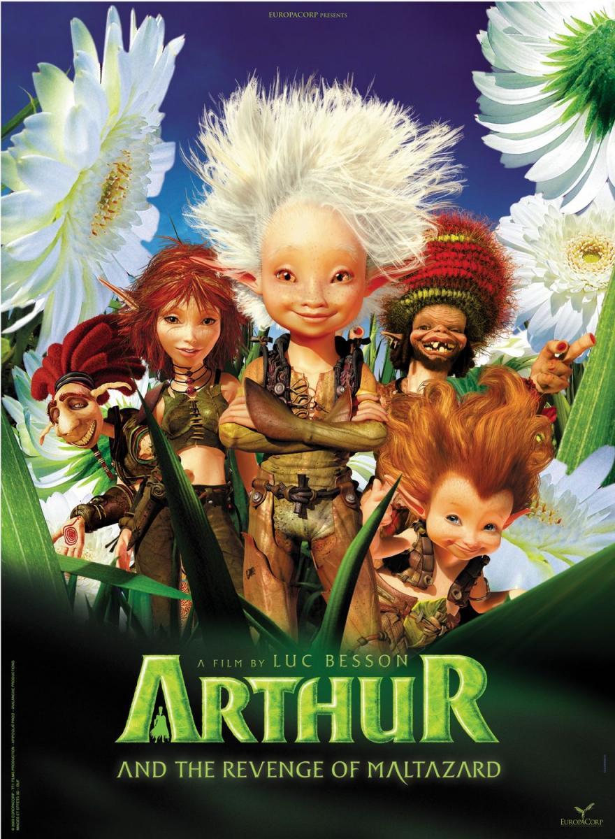 Descargar Arthur y El Regreso De Los Minimoys