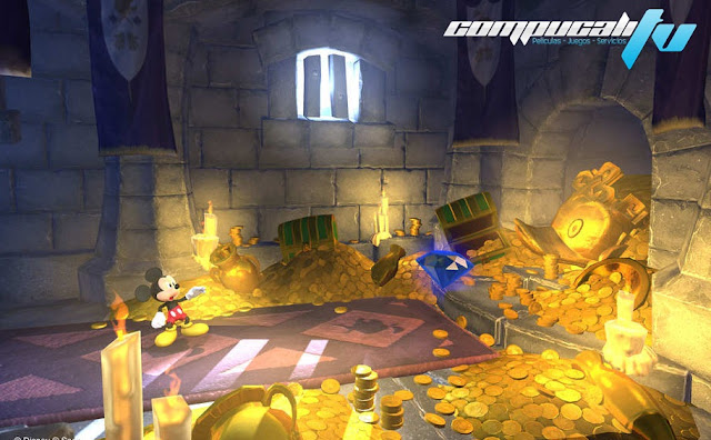 Castle of Illusion Starring Mickey Mouse Xbox 360 XBLA