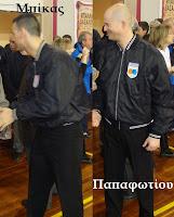 Οι διαιτητές, κριτές και κομισάριοι αγώνων ΕΣΚΑΝΑ (07.04 ως 12.04.12)