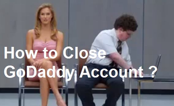 How to Close GoDaddy Account : eAskme