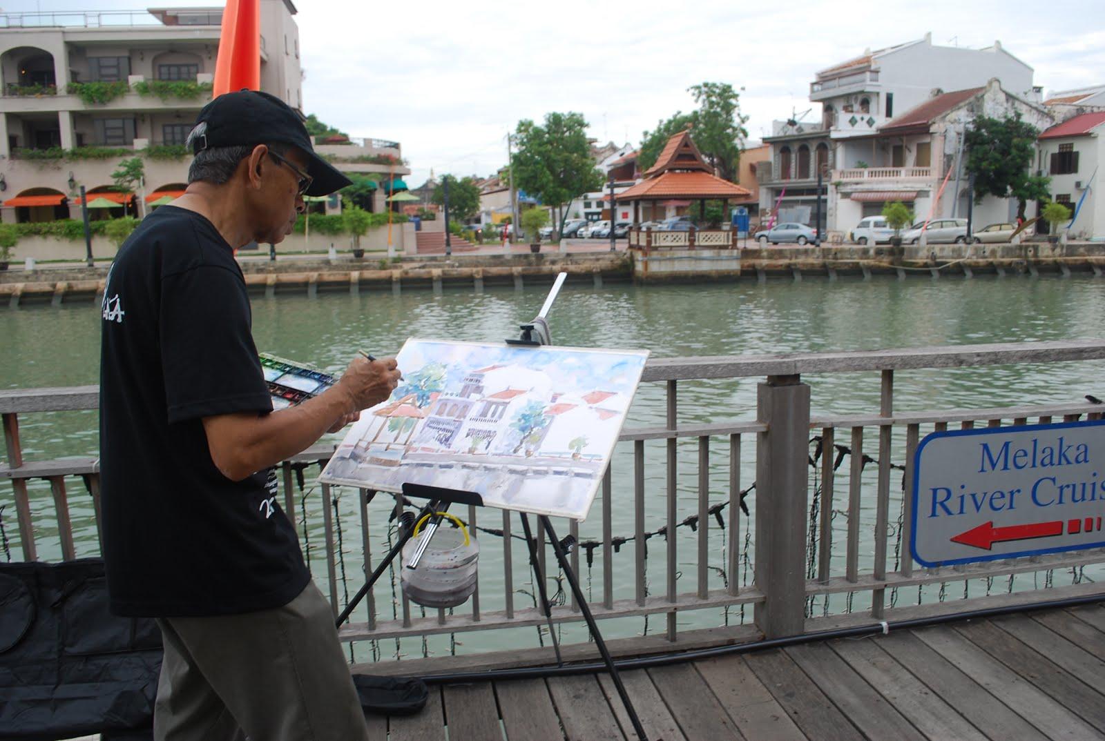 PLEIN AIR: Ilham Warisan Melaka