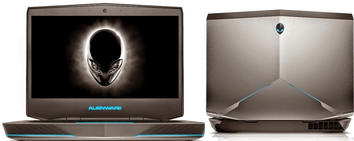 Dell Alienware 14 Drivers For Windows 8.1 (64bit)
