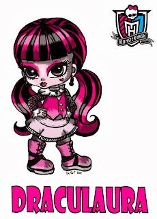 Monster High, Draculaura, part 1