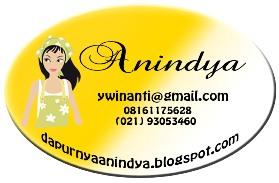 Dapur Anindya