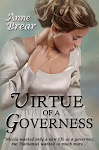 Virtue of a Governess by Anne Brear
