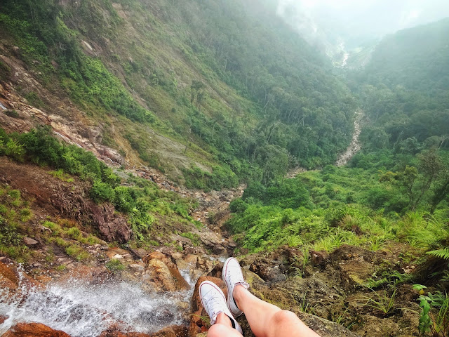 водопады около Далата, Вьетнам