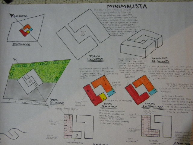 Proceso De Dise O Arquitectonico De Una Escuela Superior