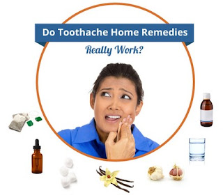 Domestic Cures For Toothache