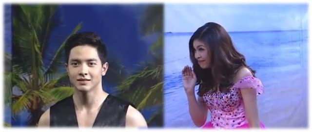 Alden Richards and Yaya Dub Cinderella-moment on EB Kalyeserye