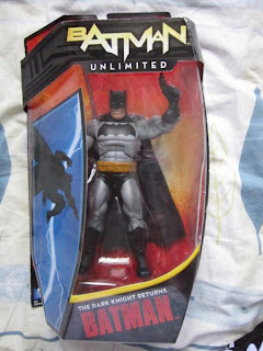 DC Universe Unlimited Classics comics movie The Dark Knight Returns Batman Robin JLU Justice League