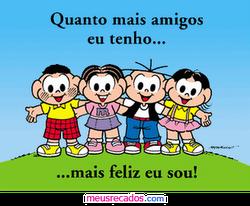 Obrigada meus queridos amigos!!!