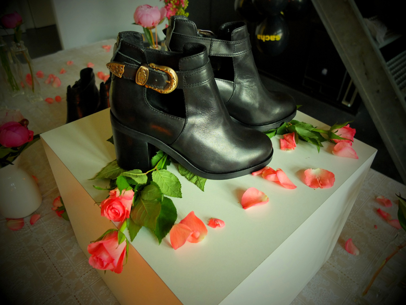 Newsflash | Billie Rose x Sacha Shoes by La Vie Fleurit!!!Fashion, Fashion Week, Accessories, blog, blogger, Must Visit, Collection, Collaboration, Brand, Sacha, Billie Rose, COFD, Creators of Desire, Blog, Blogger, Fleur Feijen