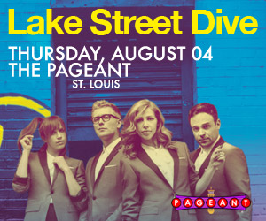 LAKE STREET DIVE AT THE PAGEANT