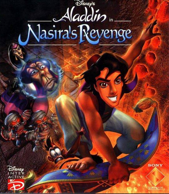 Aladdin Nasira Revenge