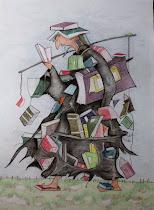 """""""Los libros son las abejas que llevan el polen de una inteligencia a otra"""". R.Lowell"""