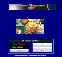Sistem Pengurusan RMT